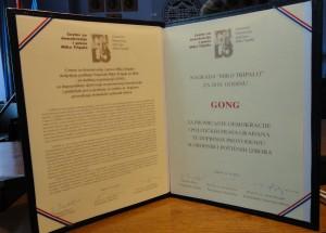Nagrada Centra Miko Tripalo
